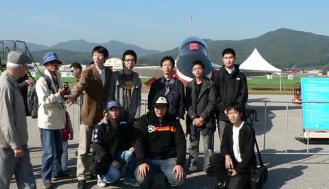 2007년 서울에어쇼 입...