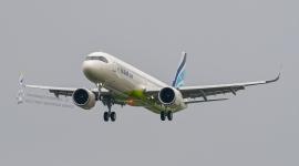 Air Busan Airbus A321...